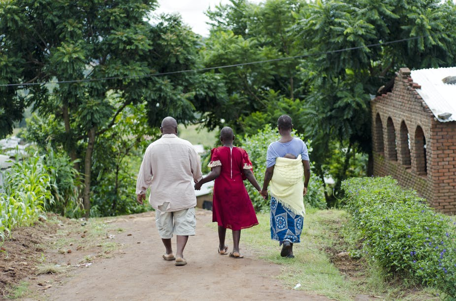 Sexual and gender-based violence during COVID-19: lessons from Ebola